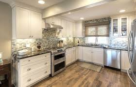 Updated Kitchen West Bay Beachy Remodel Mac Custom Homes