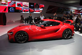 Detroit: Toyota FT-1 Concept…Is that you Supra?