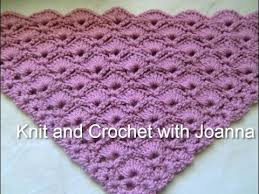 Shell Crochet Pattern