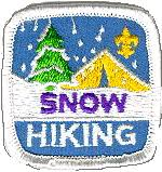 Image result for scout snow hiking photo
