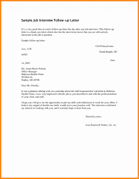 Template Follow Up Email After Interview Sample Email To Follow Up