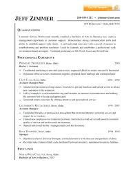 letter direct support professional resume best ...