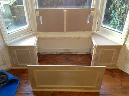 Excellent Bay Window Bench Diy Photo Inspiration