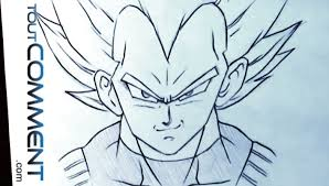 Comment Dessiner Vegeta Dragon Ball Z Youtube Comment Dessiner Vegeta Dragon Ball Z Youtube L