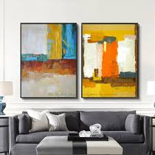 online cheap muya abstract painting large canvas wall art tableau decoration murale salon wall pictures for living room modern oil painting by wuzhongtin  on photo canvas wall art with online cheap muya abstract painting large canvas wall art tableau