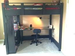 futon office. Bunk Bed Office Loft With Desk And Futon Chair Beds Desks Full Size U
