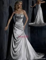silver wedding dresses 2016 2017 b2b fashion