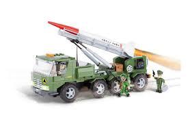 <b>Конструктор COBI</b> Мобильная <b>ракетная</b> установка COBI-2364