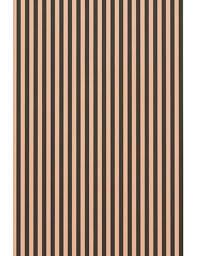 Ferm Living Behangpapier Thin Lines Donkergroenoudroze