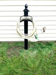 liberty garden s wall mounted hose reel parts decorative rden retrac