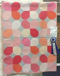 Quilt Las Vegas 2017 – A Recap and a New Milestone – Christa Quilts & Quatrefoil Applique by Christa Watson Adamdwight.com