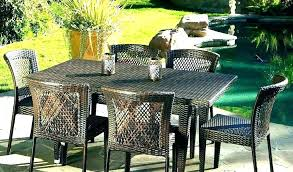 rustic outdoor dining sets s set
