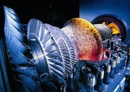electric generator power plant. Siemens Combustion Turbine Electric Generator Power Plant