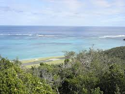 Every week, at least 23 domestic flights depart from lord howe island airport. The Lagoon Lord Howe Island The Airport Runway Is Visible In The Middle Of The Picture New South Wales Tourist Island