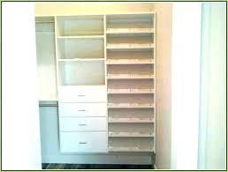 hanging closet shelves hanging closet storage closet shelves and drawers hanging closet organizer with drawers hanging