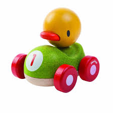 wooden duck racer 17 99 plan toys