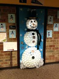 christmas door decorations for office. Christmas Door Decorating Contest Photos Winter Wonderland Ideas Office Cubicle Our Holiday Decoration Entry Decorations For A