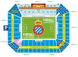 Fc Barcelona Seating Chart