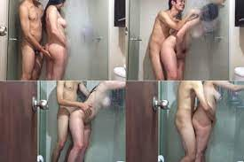 Friend Fucks Sister Shower