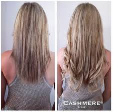 ash blonde and brown hair extensions 105