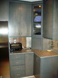 dc metro corner cabinet kitchen eclectic with hardware door pantry cabinets salb countertops