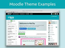 moodle templates theming moodle technical