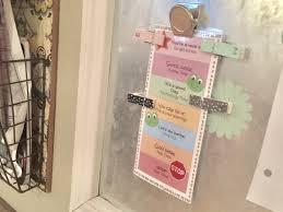 Free Printable Behavior Charts Behavior Plan For Large Families
