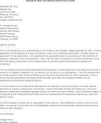 Sample Nursing Cover Letter New Grad Nursing New Grad Cover Letter