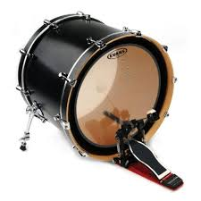 a new sound for his her drum set