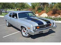 1973 Chevrolet Nova for Sale on ClassicCars.com