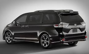 2018 toyota sienna. contemporary toyota 2018 toyota sienna  rear intended toyota sienna s
