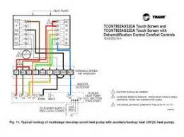 old trane furnace wiring diagram images trane digital thermostat wiring diagram