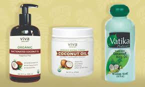 Image result for coconut oil hair