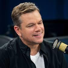 Matt Damon Dishes About His Irish Coronavirus Lockdown in Interview - The  New York Times