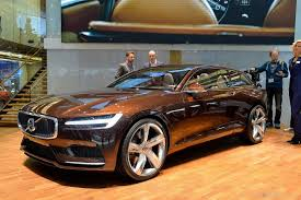 new car launches march 2014Volvo Launch New Car Volvo S90  Car Pictures Images  GaddiDekhocom