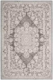 area rugs pellot dark gray cream area rug