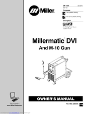 miller electric millermatic dvi manuals manuals and user guides for miller electric millermatic dvi we have 1 miller electric millermatic dvi manual available for pdf owner s