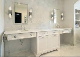 bathroom vanity mirror ideas modest classy: double sink vanities as bathroom mirror cabinets bathroom photo simple