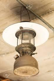 Old Vintage Lantern Lamp Hanging
