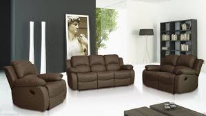 2 seater recliner sofa lovely valencia 3 2 1 seater leather recliner sofas black brown cream