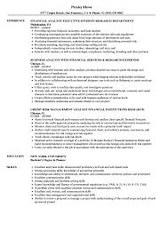 Research Resume Sample Research Financial Analyst Resume Samples Velvet Jobs 8