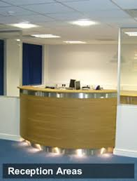 office reception areas. Office Relocation; Reception Areas; Washrooms Areas