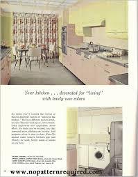 metal kitchen cabinets vintage design