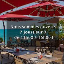 【all stores are back in business.】 from april 8, 2020, we will reopen the zauo and affiliated stores that were closed for business. Le Zaho Le Zaho Vous Accueille Sur Ses Deux Terrasses 7 Facebook