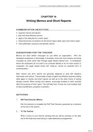 Letter Report Cover Letter Flight Coordinator Formal Business Report Example Cool
