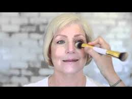 maskcara makeover monday marie tips for over 40 makeup application video