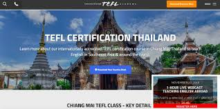 The 5 Best Tefl Courses In Thailand