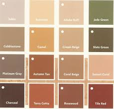 bathroom, Awesome Paint Colors That Go With Terracotta Ideas Best Idea Terra  Cotta Complementary Match ...