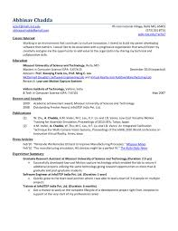 Best Embedded Linux Software Developer Resume Pictures Inspiration