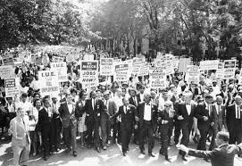 american civil rights movement definition events history  american civil rights movement martin luther king jr centre other civil rights supporters at